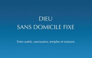Ebook Dieu Sans Domicile Fixe