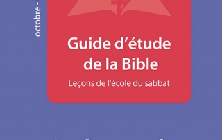 Ebook Guide d'étude de la Bible T4-2013