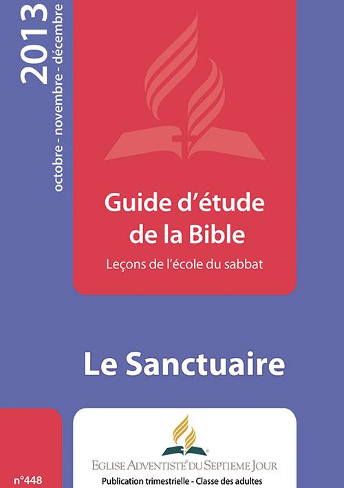Ebook Guide d'étude de la Bible T4-2013