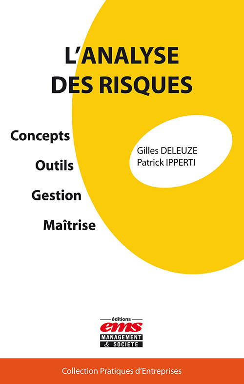 Ebook L'analyse des risques